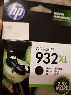 HP Ink Cartridges Officejet 932xl and 933xl