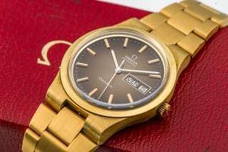 Omega ref 166.0174 / 366.0833 自動機械錶