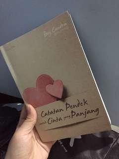 Novel Boy Chandra