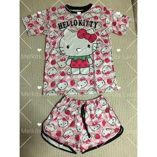 Hello Kitty Shirt and Pants Set