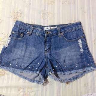 Next Jeans Shorts