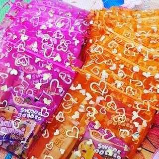 Mesh Net Pouch Bag