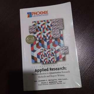 Applied Research (K12 book)