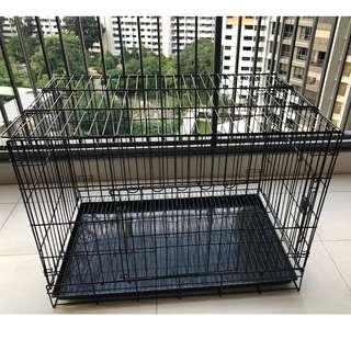 Pet Cage (Foldable)