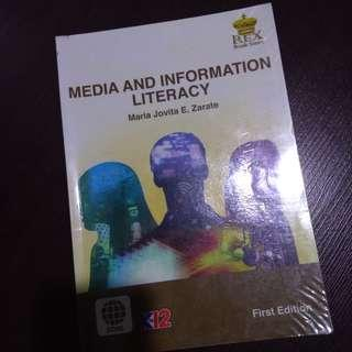 Media and Information Literacy (K12 book)