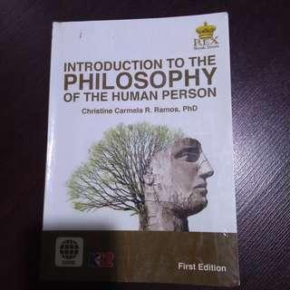 Introduction to the Philosophy of the Human Person (K12 book)