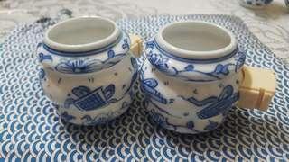 Huaybee bird cups