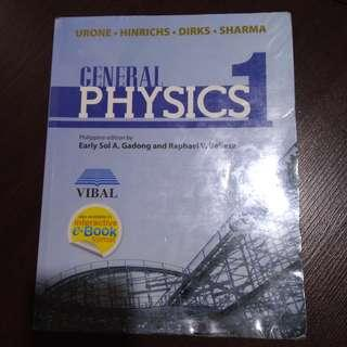 General Physics 1 (K12 book)