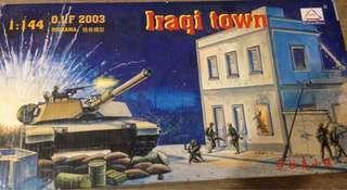1/144 OIF 2003 Iraqi Town
