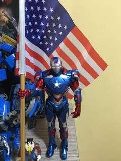 Iron Patriot with accesories