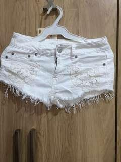 Authentic American Eagle Tattered Shorts