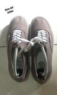 Size 40 vans preloved SALE