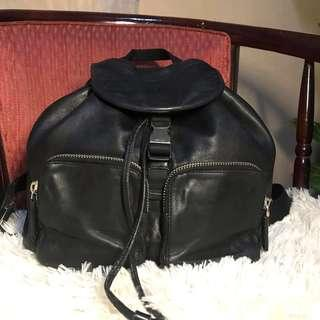 Authentic Prada Leather Backpack