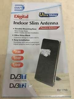 Digital indoor slim antenna
