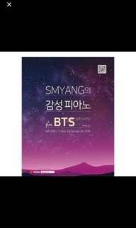 BTS: smyang鋼琴鋼譜