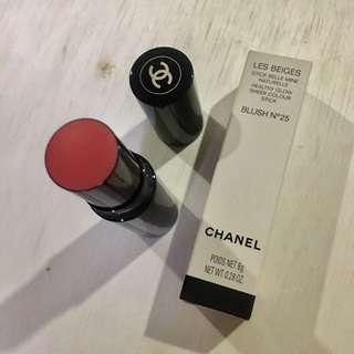 CHANEL LES BEIGES Healthy Glow Blush (No.25)