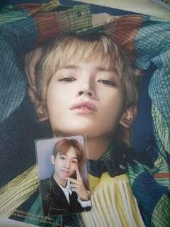 TAEYONG COVER NCT127 REGULATE UNSEALED ALBUM NCT