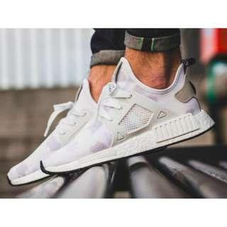 c491bdfb7747a  PO  Mens Womens NMD XR1 Camo White (Size US5 to US11)