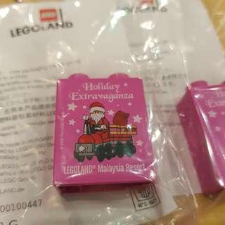 Lego Christmas 2018 Duplo Brick Holiday Extravaganza Xmas 2018 Legoland Malaysia Resort (New In Original Packaging) - Free normal mail. NOT Lego Santa Claus Minifigures Train BRICKHEADZ MARVEL DC SUPER HEROES STAR WARS NINJAGO WTB WTT WTS