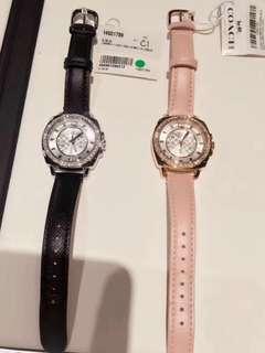 ‼️Year End Sale‼️Coach Ladies' Classic Boyfriend Small Watch