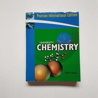 UNIVERSITY CHEMISTRY