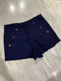 Zara navy pants