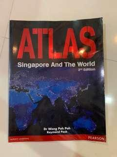 Atlas: Singapore and the world (geography)
