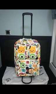 Tsumtsum 行李袋+車