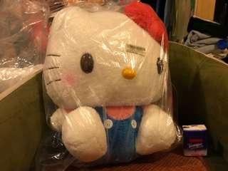 $100 順豐到付 或 太和面交 正版 聖誕節禮物 大公仔 日本直送 Hello Kitty