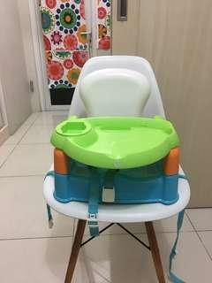 Seat booster