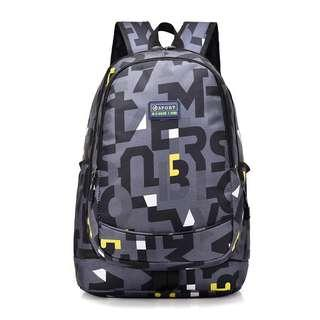 🚚 Unisex Backpack School Bag
