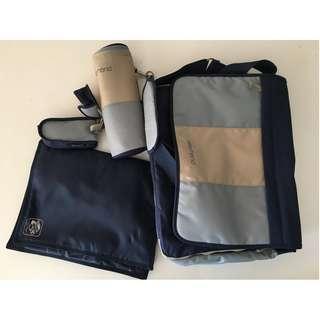 Allerhand Diaper Shoulder Bag