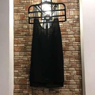 Sexy Black String top