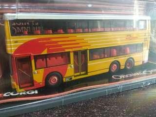 全新有證書利蘭奧林比安英國城巴首都城市空調巴士模型248號線