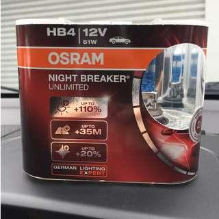 HB4 NIGHT BREAKER UNLIMITED