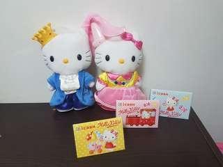 Kitty絕版糖果icash