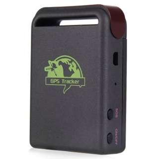 TK102B GSM GPRS CAR GPS TRACKER VEHICLE TRACKING LOCATOR WITH SOS OVER-SPEED ALAR