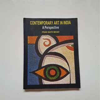 CONTEMPORARY ART IN INDIA:  A PERSPECTIVE