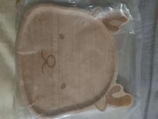 麋鹿木製餐盤