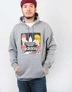 Adidas x Beavis & Butthead Creative Canvas Seoul Edition
