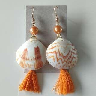SEASHELL JEWELLERY - Fashionable Earrings for the Young at Heart
