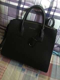 REPRICED Charles & Keith XL bag
