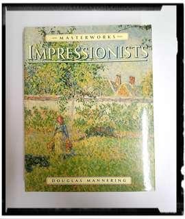 美術繪畫書Impressionists