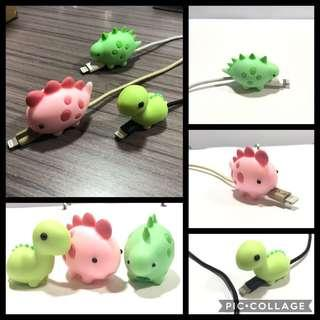 Cute dinosaur cable bite (few pieces left)