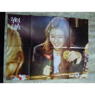 Epop Poster 2018-Twice Yes Or Yes Set