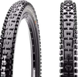 Brand New Pair Of Maxxis High Roller II Mountain Bikes Tires - 27.5 Inch x 2.4 EXO