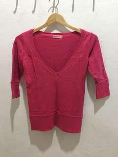 Preloved pink top