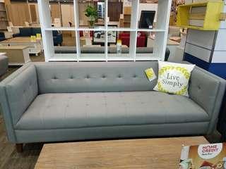 Promo Cicilan 0% Tanpa Cc Dp 0% Sofa Fuldende Full Solid