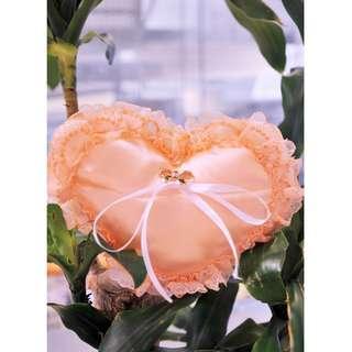 Initials Ring Pillow & Flower Girl Basket