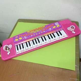 甜心格格電子琴/鋼琴音樂玩具 降價囉!